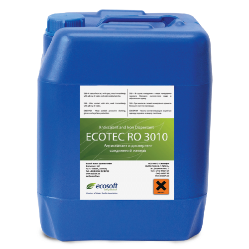 Антискалант Ecosoft Ecotec RO 3010